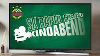 Film ab: Der SK Rapid-Heimkinoabend wartet
