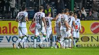 Dedic-Hattrick bei Innsbrucks 4:0-Sieg in Lustenau