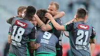 Innsbruck souverän auf Aufstiegskurs - 8. Sieg in Folge