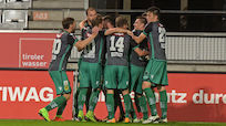 Innsbruck nach 1:0-Derbysieg weiter Erste-Liga-Dritter