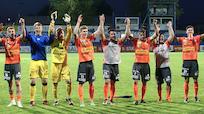 Innsbruck-Verfolger punkteten im Aufstiegsrennen voll