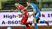 2. Erste-Liga-Remis in Folge für Wr. Neustadt, Hartberg siegte