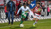Herbstmeister Ried nach 0:0 in Lustenau auch Winterkönig