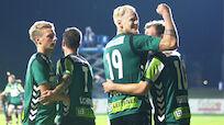 Ried nach 4:1-Sieg bei FAC an Leader Wiener Neustadt dran
