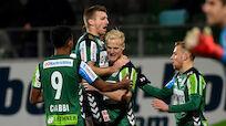 Ried nach 2:0 gegen Kapfenberg Erste-Liga-Herbstmeister