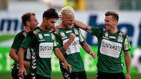 Fröschl-Gala bei Rieds 4:1-Kantersieg gegen Innsbruck