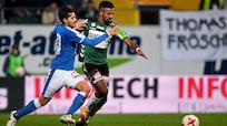 Ried im Erste-Liga-Schlager nach 2:0 nur 2:2 gegen Neustadt