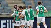SVM holte mit 2:0 bei Sturm wichtige Punkte im Abstiegskampf