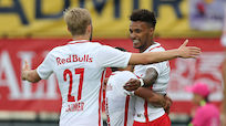 Salzburg drehte Partie bei Austria nach 0:2-Rückstand