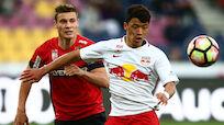 Hwang-Doppelpack bei 2:0-Sieg Salzburgs gegen Admira