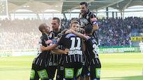 Sturm löste mit 2:1-Heimsieg gegen Admira Europacup-Ticket