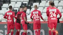 Austria nach Niederlage in Südstadt 13 Punkte hinter Admira