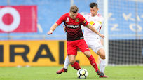 Salzburg holte mit viel Glück 1:1 bei ineffizienter Admira