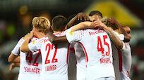 Meister Salzburg schoss Admira in der Südstadt mit 6:2 ab