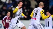 LASK drehte Mattersburg-Partie und siegte 3:1