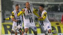 LASK gewann auch dritte Frühjahrspartie - 2:0 gegen Altach