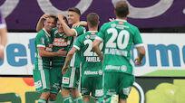 Rapid feierte beim 4:0 höchsten Derbysieg seit 1981