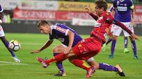 Austria bekämpfte Europacup-Frust mit 5:1 gegen St. Pölten