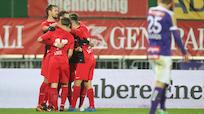 2:3 - Austria verschenkte gegen Admira 2:1-Führung