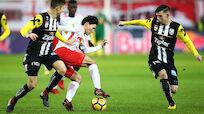 Salzburg spielte zum Jahresende 0:0 gegen LASK