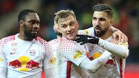Salzburg stieß Sturm mit 5:0-Sieg von der Tabellenspitze