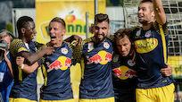 Altach schoss, Salzburg siegte: Glückliches 1:0 der