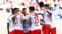 Salzburg gegen St. Pölten ungefährdet