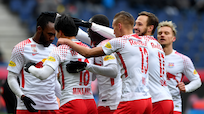 Salzburgs Erfolgsserie geht weiter - 5:0 gegen die Austria