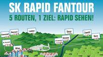 Mit der SK Rapid Fantour nach Hütteldorf!