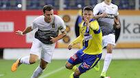 St. Pölten erkämpfte mit 1:1 gegen Admira zweiten Punkt