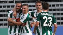 Mattersburg fixierte mit 2:1-Heimsieg gegen LASK Platz sechs