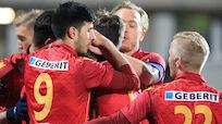 St. Pölten feierte beim WAC zweiten Saisonsieg