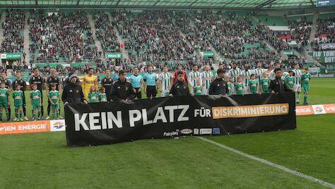 Österreichs Fußball für Vielfalt