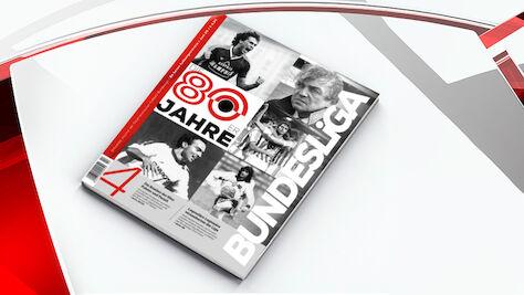 Bundesliga-Journal: Die 80er-Jahre-Spezialausgabe – ab sofort im Handel