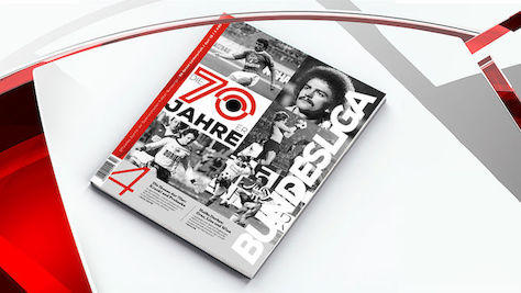 #Bundesliga-Teamwork: Die 70er-Jahre-Spezialausgabe des BL-Journals