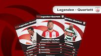 #BundesligaTeamwork: Legenden-Quartett