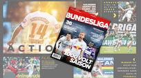 Bundesliga-Journal: Das war die Saison 2016/17 - ab 3. Juni im Handel und Abo erhätlich